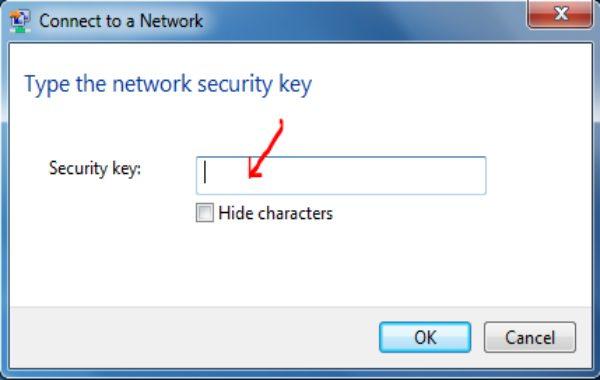 Cài đặt bảo mật